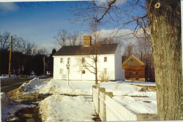 Rev House putnam house